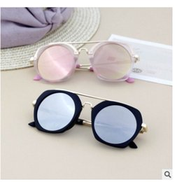 bd2a5873f49f Korean Girls Sunglasses Canada - Korean Fashion New arrived baby Infant sunglasses  Children UV400 Glasses boys