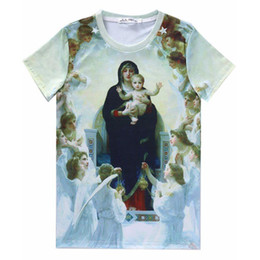 Angel Print T Shirts Online | Angel Print T Shirts for Sale