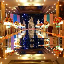 $enCountryForm.capitalKeyWord NZ - 2018 Upscale 1 m 1.2m 1.5m 1.8m  2 m Wide Shiny Wedding carpet Decoration Aisle Runner T Station Mirror Carpet Supplies DHL free