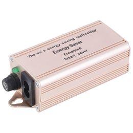 Großhandel OZ-Z01 Smart Electricity Enhanced Saving Box 30% -40% Energiespartechnologie + US / EU / UK-Stecker