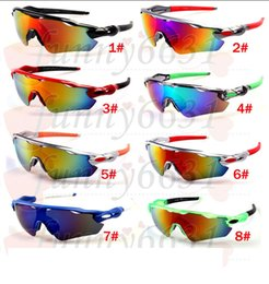 2018 aluminum travel 2017 brand NEW FASHION sun glasses man Sports Eyewear women's Eye 8colors ra dar Bicycle Glass Travel glasses A+++