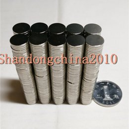 earth magnets NZ - Wholesale - In Stock 50pcs Strong Round NdFeB Magnets Dia 8x1mm N35 Rare Earth Neodymium Permanent Craft DIY Magnet Free shipping