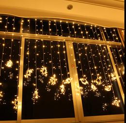 $enCountryForm.capitalKeyWord Australia - 10Mx4M 1280 LED Outdoor Christmas Curtain String Light Party Fairy Wedding Background Hotel Holiday Decoration Supply 220V 110V