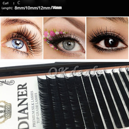 66b0e4db5e2 Wholesale-1 Set Best Hot Mink Individual False Eyelashes Fake Lash  Extensions Semi Permanent Makeup Tools