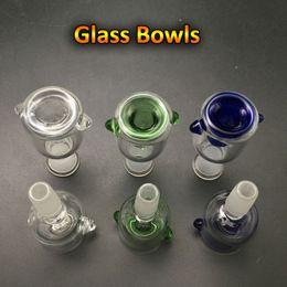 Bong honeycomB ash catcher online shopping - 10mm mm mm Glass Bowl Female Male mm mm Glass Bowls With Honeycomb Screen Round Bowl Ash Catcher Glass Smoke Bong