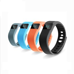 Chinese  TW64 Smartband Fitbit Flex Charge Style IP67 Sport tw64 Smart Bracelet Wristband Bluetooth 4.0 for IOS Iphone Android Phone fitness tracker manufacturers