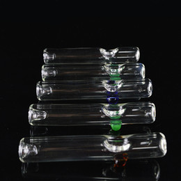 Tubo de Vidro do Queimador De Tubos de Vapor De Vidro Com Rolo De Tubo de Vapor com Multi Color Balancers Pés 5