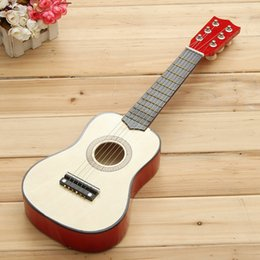 string instruments kids 2019 - 21 inch 6 Strings Colorful Plywood Ukulele Guitarra Musical Instrument For Kids Children Stringed Musical Instruments Gi