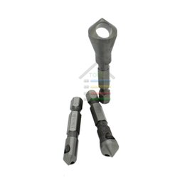 metal deburring tool. 3pcs deburring tool set drill bits 1 4\ metal o