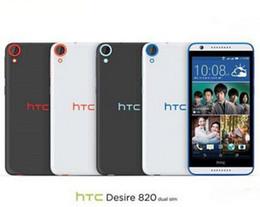 Touchscreen cameras online shopping - Original HTC Desire HTC U Otca Core dual sim quot TouchScreen GB RAM GB ROM Unlocked MP Android refurbished Cellphone