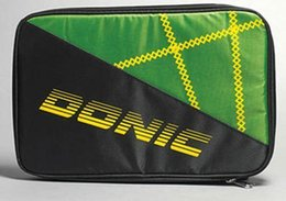 $enCountryForm.capitalKeyWord NZ - BEST- Donic table tennis ball square bag Double set 66093 table tennis racket cover