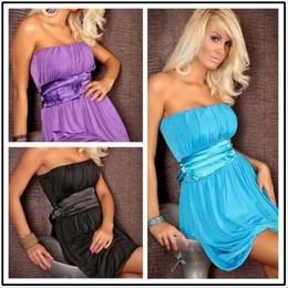 Women Wearing Tube Dresses Online   Women Wearing Tube Mini ...