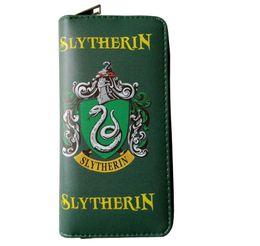 Chinese  New 2019 Harry Potter Wallet Map Wallets Men Women Money bag pocket Women Card Holder carteira mltifunction manufacturers