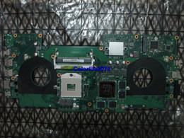 laptop motherboard asus Australia - for ASUS G46VR REV 2.0 HM77 PGA989 DDR3 GT760M 2GB Laptop Motherboard (System board Mainboard) fully tested & working perfect