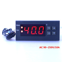 $enCountryForm.capitalKeyWord Canada - Mini Digital Temperature Controller Thermostat Regulator 10A 110V 220V MH1210W Thermostat LED Display NTC Sensor Delay Protect