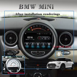 $enCountryForm.capitalKeyWord Canada - Lastest Android 8.1 Car DVD GPS Navigation for Mini Cooper 2006-2013 with mirrolink DVD support carplay 3G Wifi DVR OBD DAB