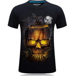 $enCountryForm.capitalKeyWord NZ - Hot 3D Graphic Helloween pumpkin Vikings Pirate men t shirts Crew neck AK47 SWAT Men tee polos Plus size S~6XL