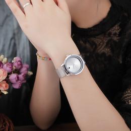 Discount reloj water resistant - Relojes de las mujeres Inicio de lujo Marca BELBI NegocioCuarzo reloj de pulsera Negro Oro Plata Colores Alta calidad de