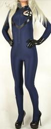 $enCountryForm.capitalKeyWord Canada - women Costumes & Cosplay Halloween Full body spandex lycra superhero costume The Fantastic 4