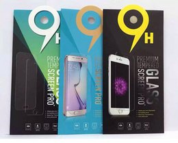 $enCountryForm.capitalKeyWord Canada - 100pcs lot 180*92mm 3 Color Universal Paper Retail Package Packaging Box For Mobile Phone PremiumTempered Glass Screen Protector Galaxy S7