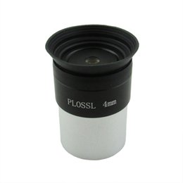 """China Wholesale-High Quality 1.25""""(31.7mm) PLOSSL 4mm Eyepiece Lens for Astronomy Telescope cheap telescope high suppliers"""