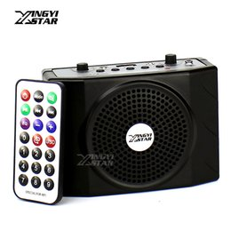 $enCountryForm.capitalKeyWord Canada - Loudspeaker With Headset Microphone Voice Amplifier Audio Booster Megaphone Portable Speaker USB Music MP3 Player Teaching Tour Guide