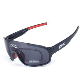 ddc9294d6e0 The New POC sunglasses polarized Brand Cycing Eyewear For Men Women Goggles  Gafas cicismo Bicycle Mountian do blade MTB Sport Glasses