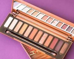$enCountryForm.capitalKeyWord Canada - Newest Eyeshadow Palette 12 Colors Professional Makeup Case Cosmetics set