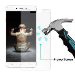 oppo mirror screen protector NZ - Premium 0.26mm 2.5D Tempered Glass Film Explosion Proof Screen Protector For OPPO R5 R827T R829 R831S R3 RIC Screen Protective Film 500Pcs