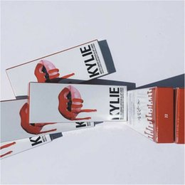 $enCountryForm.capitalKeyWord Canada - Makeup Luster Lipstick Frost Lipstick Gia Valli Collection Matte Lipstick Collection 5 Colors Lipstick free shipping