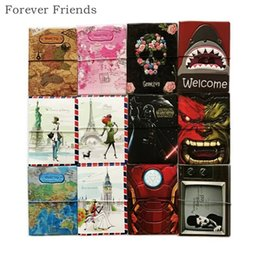 Wholesale Styles for choose Europe Style D Passport Holder PVC Travel Passport Cover Case cm Card ID Holders Mini Order