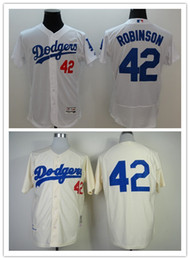 size 40 2aabf 60002 los angeles dodgers 42 jackie robinson cream throwback jersey
