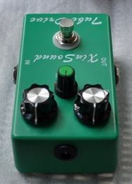 chorus flanger pedal Australia - Pro Vintage Tube Drive Pedal FS-9 w JRC4558D Chip by Hand-built and True Bypass It's got a great sound at a really great price by XinSound