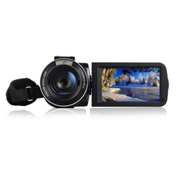 "Chinese  New Professional Video Camera HDV-Z20 3.0"" Touch Display Full HD WIFI Cam Digital Video Camcorder Face&Smile Detection manufacturers"
