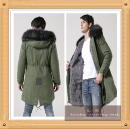 Men Green Rabbit Jacket Online | Men Green Rabbit Jacket for Sale
