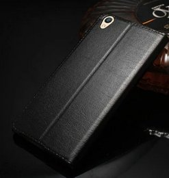 oppo original case 2020 - Hot Sale For OPPO R9 Case Window Ultra-Thin Hard PC Cover Luxury Original Colorful Protective Flip Genuine Leather Case