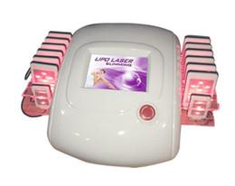 Chinese  14 laser paddles ! zerona lipolysis lipolaser liposuction zerona laser slim machine manufacturers