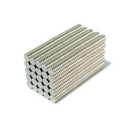 $enCountryForm.capitalKeyWord Australia - Wholesale - In Stock 500pcs Strong Round NdFeB Magnets Dia 4x1mm N35 Rare Earth Neodymium Permanent Craft DIY Magnet Free shipping
