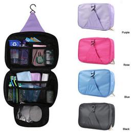 wholesale luxury wash bag toiletry toiletries travel make up mens ladies hanging folding h210277