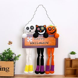 halloween props hanging doll ornament scary hanging tricks pendant props for outdoor house ktv bar decor halloween decorations cheap scary dolls - Scary Halloween Decorations On Sale