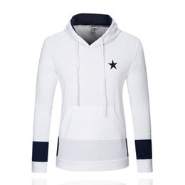 Printemps Hoodie Hommes Coréens Pas Cher-New coréen hommes couleur unie patchwork hoodies hommes printemps automne hooded sweat à capuche sweatshirts slim fit mode casual hommes à capuche