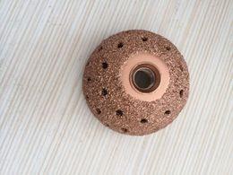 Wheel Repair Tools Canada - 50mm wheel repair tools tire repair grinding coarse grit buffing wheel