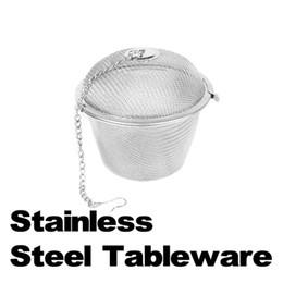 $enCountryForm.capitalKeyWord Canada - Tea Stainless Strainer Locking Tea Spice Mesh Stainless Herbal Ball for Spices or Loose Leaf Tea Diam 5cm