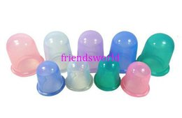 $enCountryForm.capitalKeyWord Canada - Free Shipping Beauty Care silicone Massage Cupping Anti-cellulite Cups beauty therapy massage cupping cup 1000pcs lot