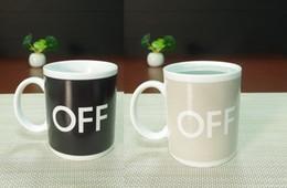 $enCountryForm.capitalKeyWord NZ - DHL free shipping 48pcs OFF ON partly ceramic magic heat sensitive color changing coffee mug tea cups