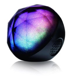 China High Quality Magic Color Ball Wireless Bluetooth Speaker Portable control LED for Iphone M31 Cheap led pixel light controller suppliers
