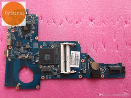 motherboard for laptop hp Canada - 650485-001 board for HP pavilion DV4 DV4T laptop motherboard with intel DDR3 hm65 chipset