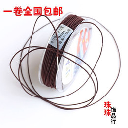 $enCountryForm.capitalKeyWord Canada - DIY manual material imports line core spun elastic rubber band line hand rope wooden beads BEADS BEADED line line