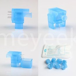 Meso Mesotherapy Gun Canada - Low Price Korea multi injector mesotherapy gun needles head derma used for derma queen meso injector wrinkle removal