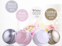 $enCountryForm.capitalKeyWord NZ - 5g High-end Cosmetics Packing Bottle Cream bottle AS Material Sample bottle Empty bottle without inner cap Classic style